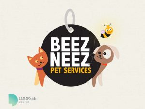 Beez Neez logo