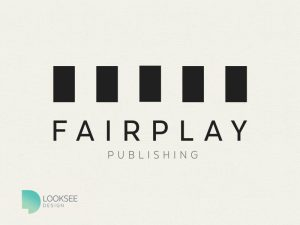 Fairplay Publishing black and white