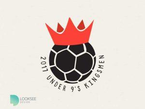 2017 Under 9'S Kingsmen logo