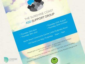 Sunshine Coast ASD Support Group brochure