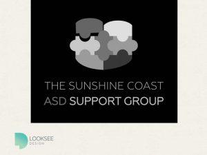 Sunshine Coast ASD Support Group alternate logo