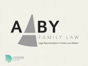 AABY Logo Black and White