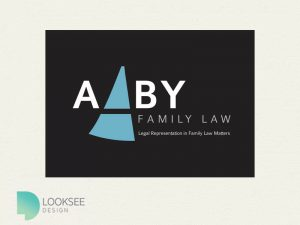 Aaby logo variation