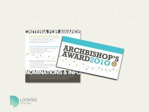Archbishop Awards Information