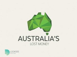 Australia's Lost Money logo