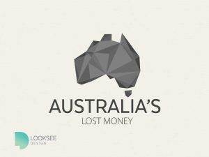 Australia's Lost Money Black and White