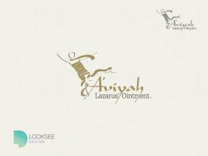Aviyah Lazarus Ointment Logo
