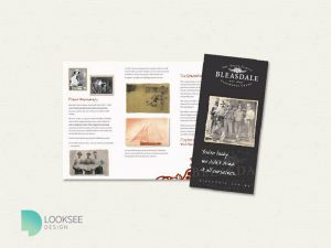 Bleasdale Vineyards Brochure