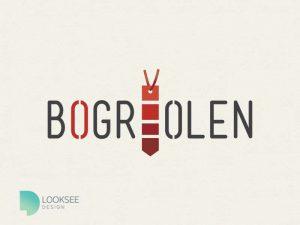 Bogreolen Logo