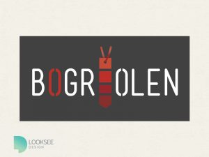 Bogreolen alternate logo