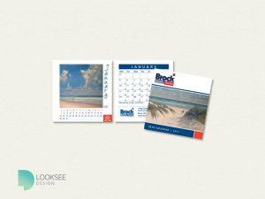 Brock Harcourt Calendar