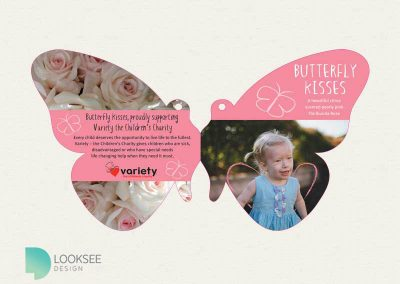 Butterfly Kisses – Knight's Roses
