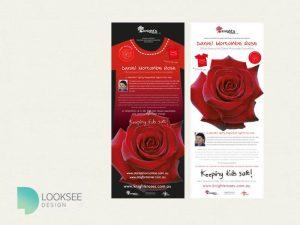 Daniel Morcombe rose banner