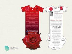 Daniel Morcombe rose label