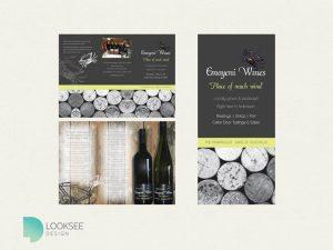 Emoyeni Wine Brochure