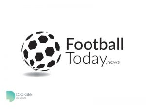 Football Today logo black and white