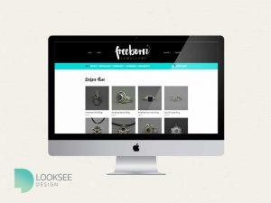 Freeborn Website Online Store
