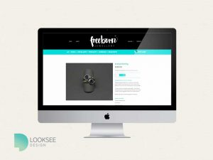 Freeborn website product website