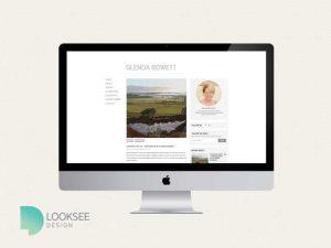 Glenda Rowett website blog page