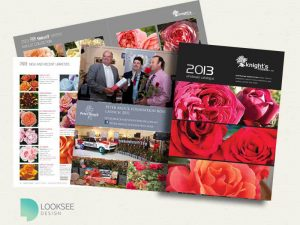 Knight's Roses 2013 catalogue