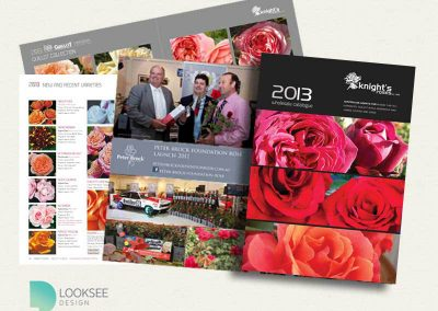 Knight's Roses Catalogues
