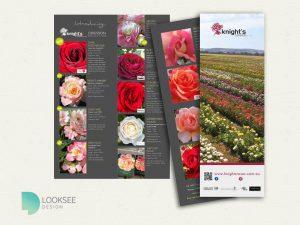 Knight's Roses 2014 brochure