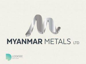 Myanmar Metals logo