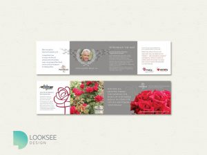 Peter Brock Foundation rose brochure