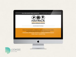 Hatrick Electrical Services website