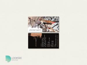 Glenda Rowett business cards
