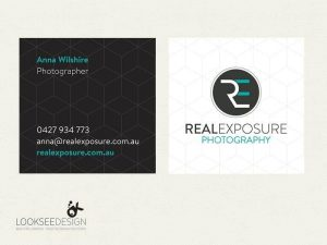 real-exposure-business-cards