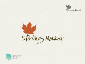 Stirling Market logo