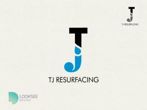TJ Resurfacing logo