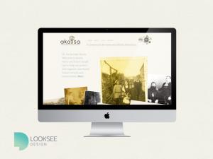 Akaisa Website
