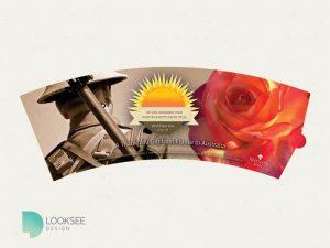 We Will Remember Them Rose potwrap