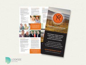Yarra Ranges Lawyers brochure