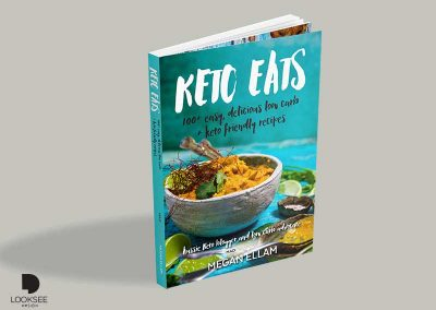 Mad Creations Keto Eats Cookbook