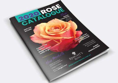 Knight's Roses 2020 Catalogue